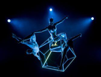 Der Flying LedDiamond – anspruchsvolle Luftakrobatik für große Events