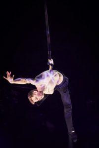 Tim Kriegler holte Silber beim Cirque de Demain
