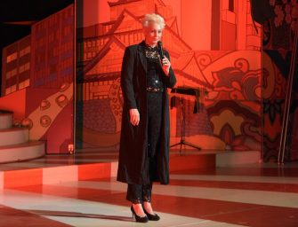 Begnadete Körper – Andrea Wittwer zum Thema Artistik