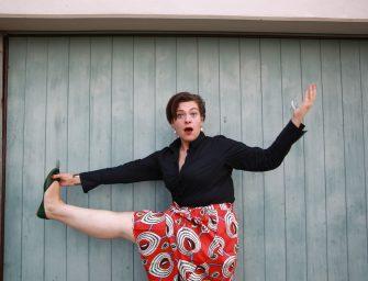 Nora Gomringer – die Wortakrobatin