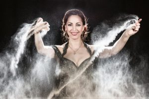 Atemberaubend: Alla Denisova