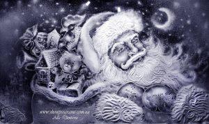 Perfekt für weiße Weihnachten: Die Schneeshow