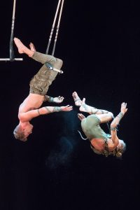 Artistik und Akrobatik im showcases-Special