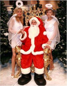Ob ein einzelner Stand oder ein ganzer Markt - inklusive Engel: Bei BPE gibt es alles, was weihnachtlich ist.