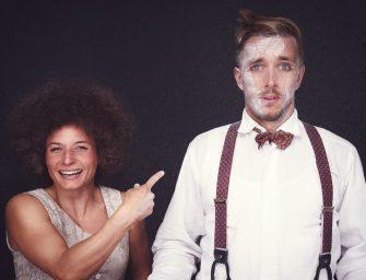 Partnerakrobatik für Events: Lachen und Staunen mit elabö