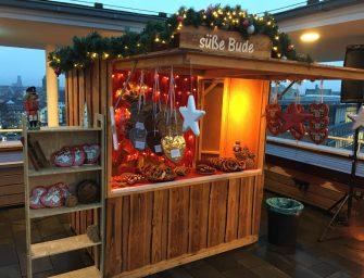 Mobiler Weihnachtsmarkt für eure Firmenweihnachtsfeier