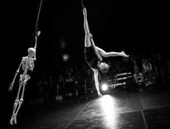 FINAL PERSONAL PROJECT 2018 der Circus-Schule in Tilburg
