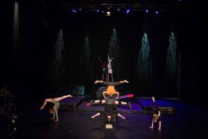 Absolventen des Bachelor Programmes der schwedischen Circus-Schule