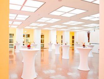 Museumscatering auf höchstem Niveau: Im Kunstpalast zeigt lemonpie, wie es geht
