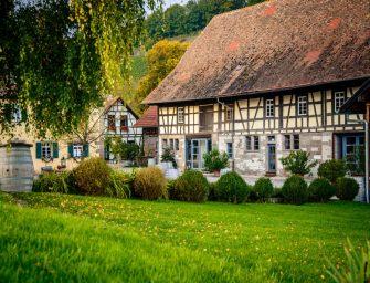 Teamevents im Steinbachhof: Location mit 800 Jahren Geschichte
