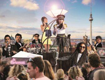 De Coronas: Die interaktive Eventband, die den Zuschauer einbezieht
