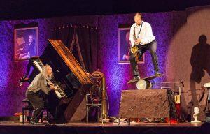 Konzert mit Humor und Komik von Gogol und Maex in der Stadthalle Korntal. Foto Philipp von Ditfurth / Fotojournalismus.org.