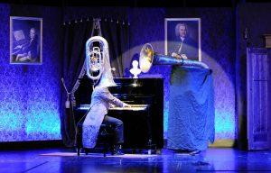 So viel Humor, wie Gogol & Mäx in die klassichen Musik bringen, hätte wohl niemand darin erwartet.