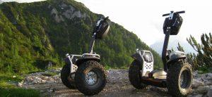 Auf Segway-Touren ist die Eventagentur in Berchtesgaden spezialisiert.