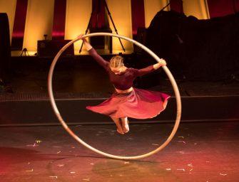 Leonie Körner: Cyrwheel Artistin für außergewöhnliche Shows