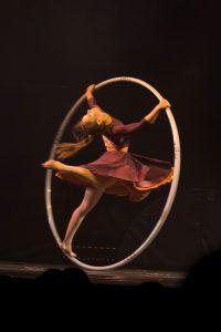 Mit ihrer Performance hat Leonie es bereits auf Europas größte Showbühne geschafft.