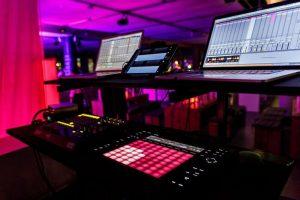 DJ Plus 2.0: Hier arbeitet CJ Masou.