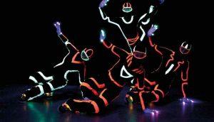 Professionelle Tänzer von Project PQ.
