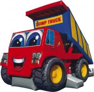 Jump Truck - die Kleinen werden ihn lieben.