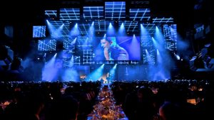 Event-Inszenierung mit Qualität und Leidenschaft.