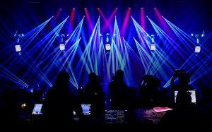 Die Flying Drummers als Veranstaltungshighlight