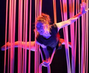 Erschafft Bilder mit Seilen: Charlotte de la Breteque