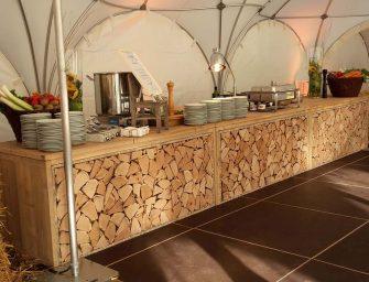 Catering, Zelte, Möbel mieten in Frankfurt: Alles aus einer Hand bei Apleona HSG Event Services