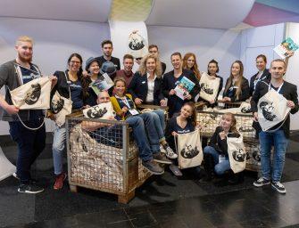 BOE 2019 – memo-media schickt 3.000 Eventsäcke auf Reisen