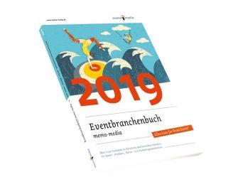 Da ist es: das Eventbranchenbuch 2019 mit neuer Struktur