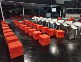 JMT Mietmöbel als BrandEx-Sponsor mit innovativem Konzept