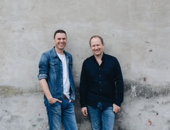 """Doppelt hält besser: Moderatoren-Duo von """"Die Tonköpfe"""""""