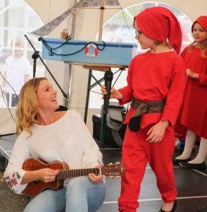 Livemusik für Kinder, die auch den Eltern gefällt.