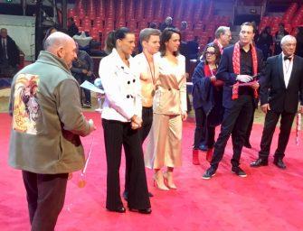 Tim Kriegler (20) aus Friedrichshafen gewinnt auch beim Zirkusfestival in Monte Carlo