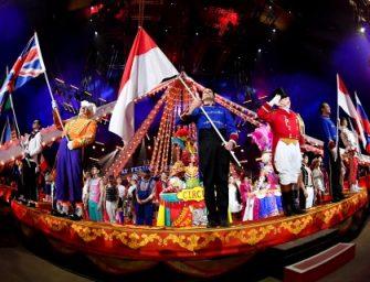 43. Circusfestival in Monte Carlo – glanzvoll inszeniert vom russischen Choreographen Gia Eradze