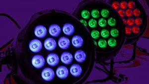 Lichtdesign gehört zum Spezialgebiet der Leverkusener.