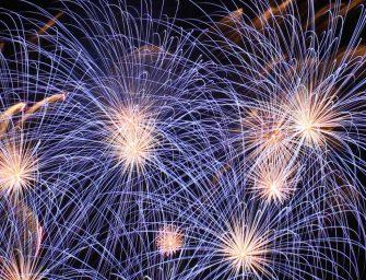 Feuerwerk von Feuerbändiger: Begeisterung und Sicherheit garantiert