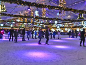 Eine Eisbahn für Events mieten als Besuchermagnet