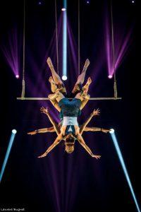 Die Wise Fools beim Cirque de Demain 2019.