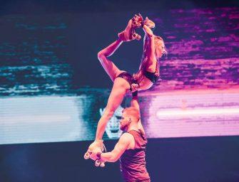 Akrobatik ist auf dem Vormarsch – Ian Jenkins über die körperlichste der Künste