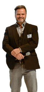 Jürgen May ist Geschäftsführer bei 2bdiffrent und kann nicht nur bei der Planung für ein nachhaltiges Messemanagement helfen.