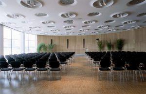 In der Eventlocation Mercedes Benz Museum findet sich für jede Veranstaltung die passende Räumlichkeit.