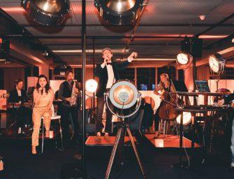 Livemusik für die Weihnachtsfeier von RenaisLounge