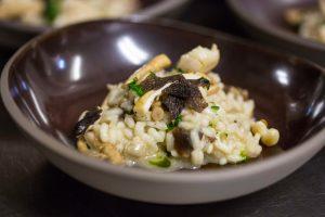 Al Dente im eigenen Kochtopf - Ein getrüffeltes Pilzrisotto