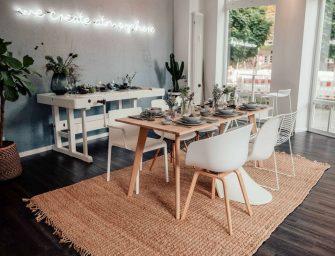 Möbel mieten in Hamburg: Noch einfacher mit dem neuen Showroom von Party Rent