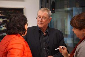 Der aus Inspector Barneby bekannte Schauspieler John Nettles war begeistert von dem Projekt um die Dichterin Else Lasker-Schüler.