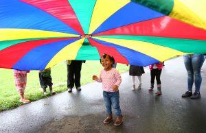 Kinderanimation von COLORI Events - strahlende Augen garantiert
