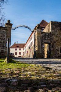 Thorsten Vorkefeld kümmert sich um die Besuchersicherheit bei einem Stadtjubiläum
