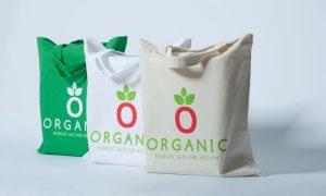 Auch nachhaltige Stofftaschen gibt es bei viaprinto.