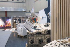 Das Jubiläums-Eventbranchenbuch konnten die Besucher der BOE 2020 sich wie jedes Jahr am memo-media-Stand in Halle 4 abholen.