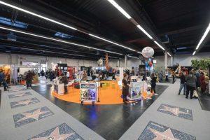 Die Performance-Halle 8 der BOE 2020 zeichnete sich nicht nur durch die verschiedenen Künstler-Villages...